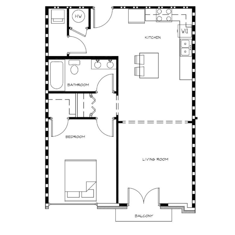 1-Bedroom---Unit-K