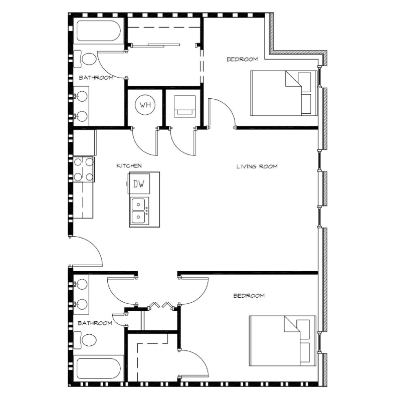 2-Bedroom---Unit-C