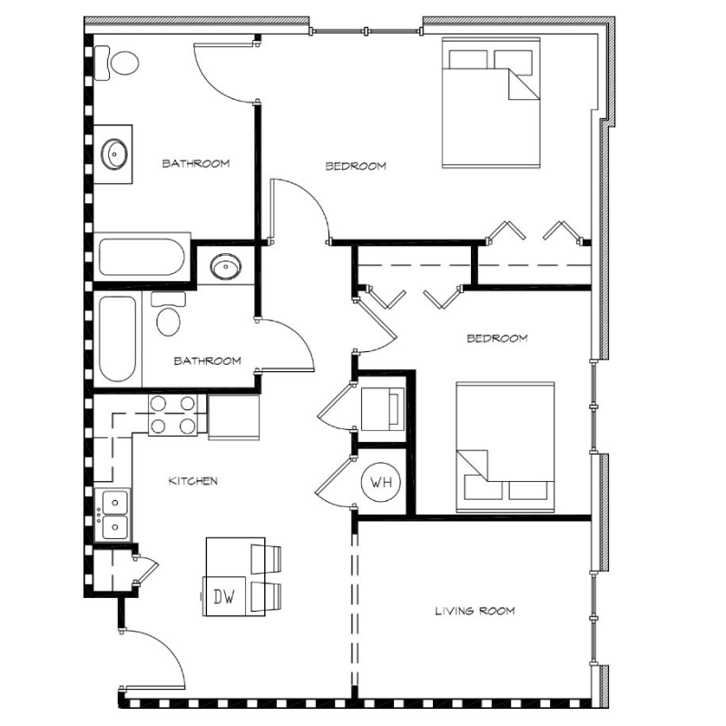 2-Bedroom---Unit-G